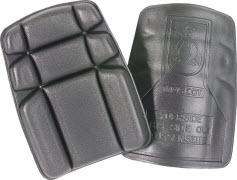 00418-100-08 Knieschütz - Grau-meliert