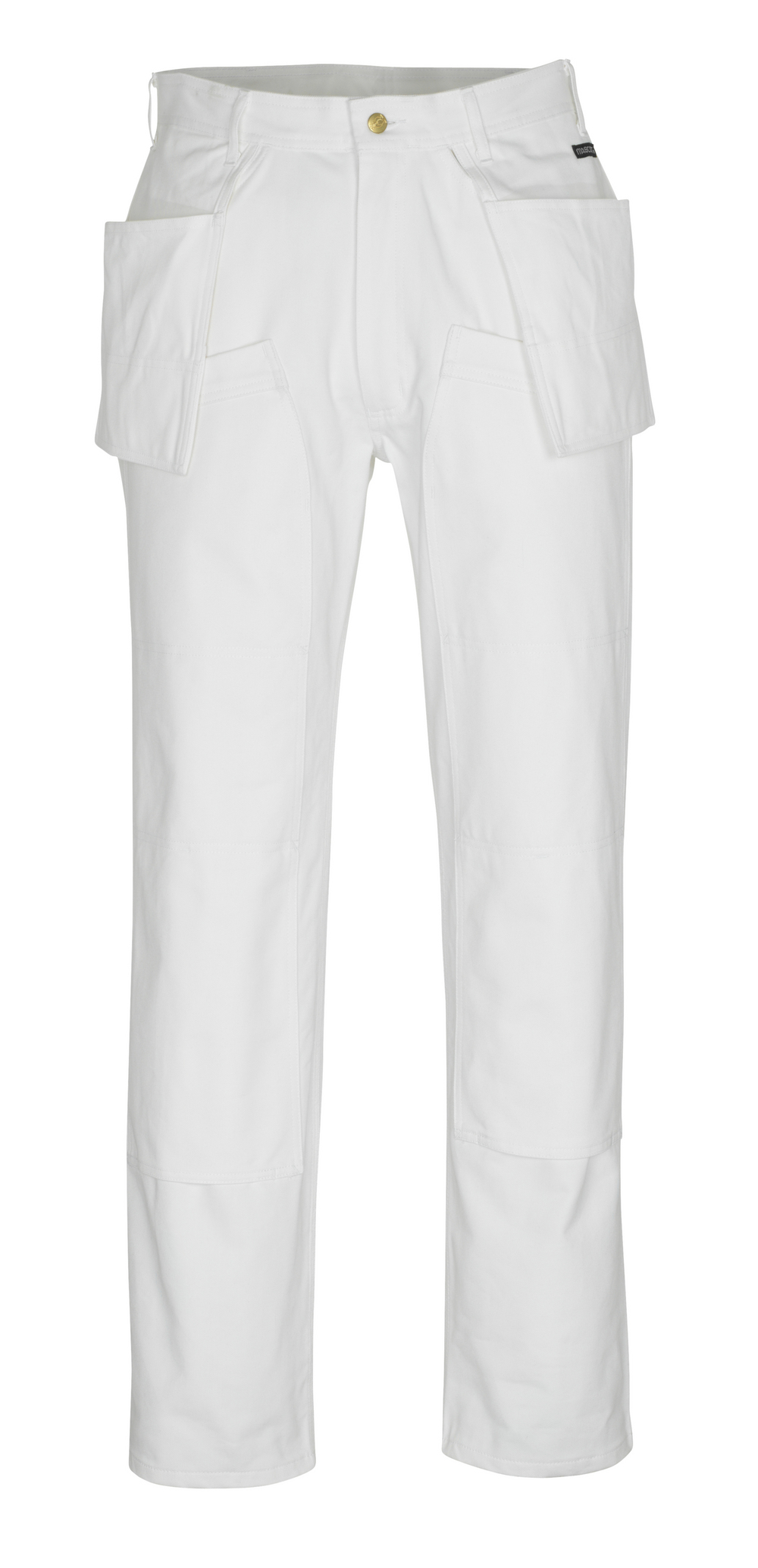 00538-630-06 Handwerkerhose - Weiß