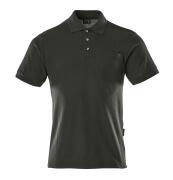 00783-260-09 Polo-Shirt mit Brusttasche - Schwarz