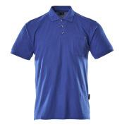00783-260-11 Polo-Shirt mit Brusttasche - Kornblau