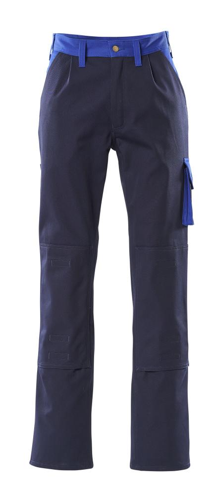 00955-630-111 Arbeitshose - Marine/Kornblau
