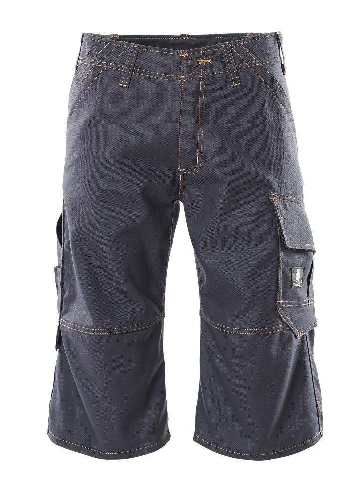 06049-010-010 Shorts, lang - Schwarzblau