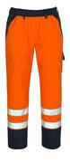 07090-880-141 Überziehhose - hi-vis Orange/Marine