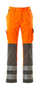 07179-860-14888 Arbeitshose - hi-vis Orange/Anthrazit