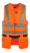 08089-860-14 Werkzeugweste - hi-vis Orange