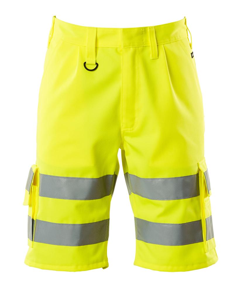 10049-470-17 Shorts - hi-vis Gelb