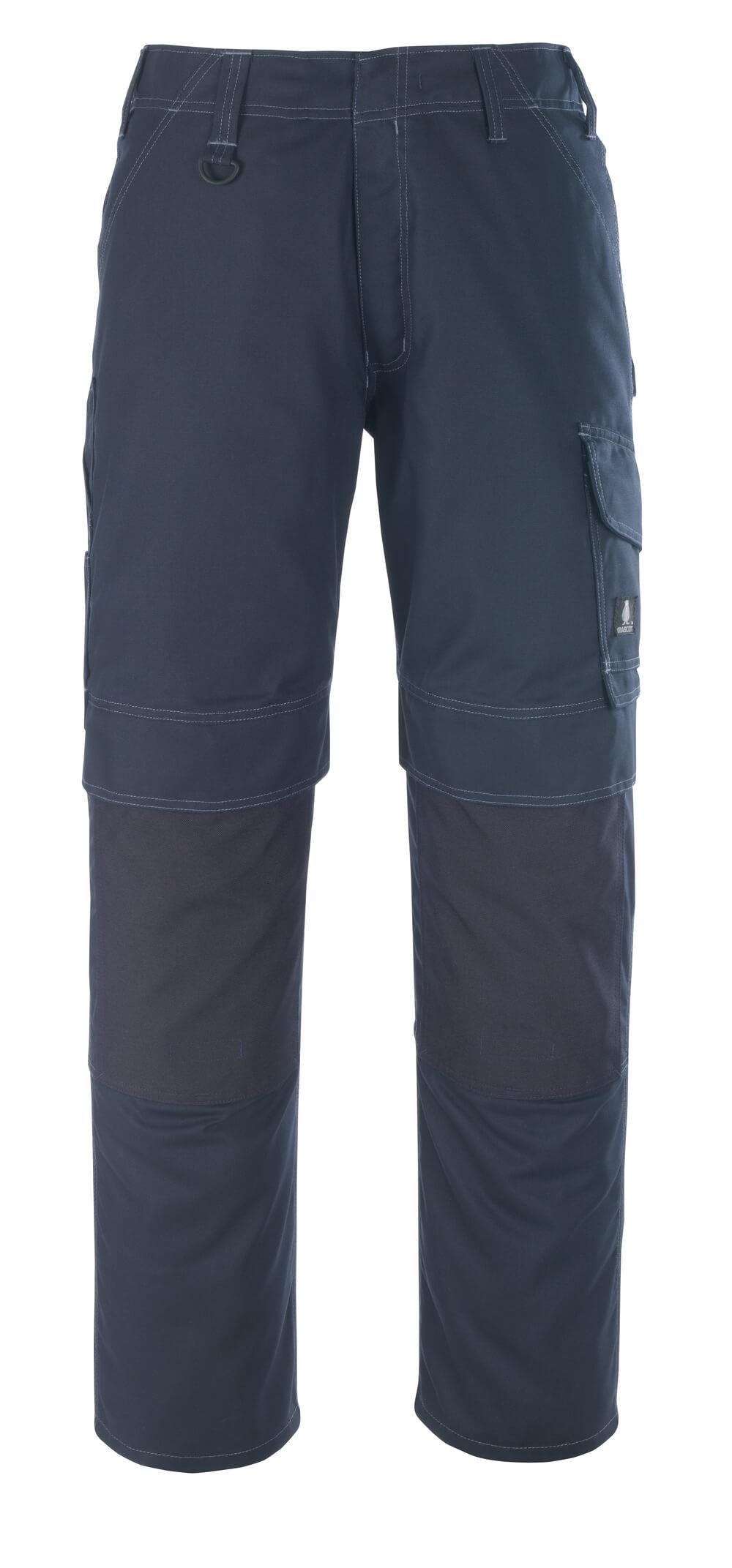 10179-154-010 Arbeitshose - Schwarzblau