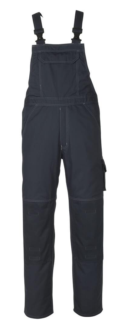10569-442-010 Arbeitslatzhose - Schwarzblau
