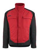 12009-203-0209 Jacke - Rot/Schwarz