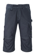 14549-630-010 Shorts, lang - Schwarzblau