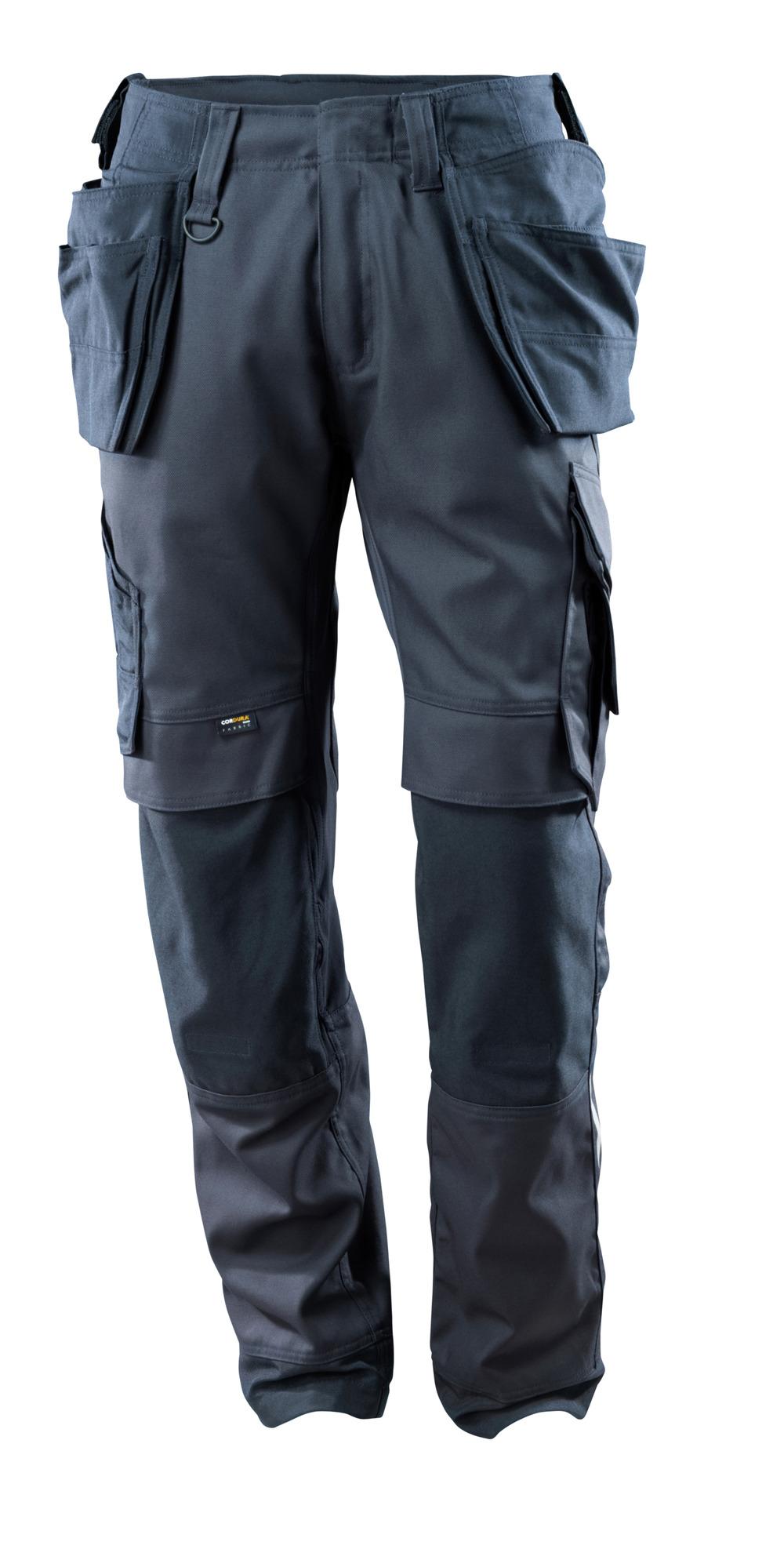 15031-010-010 Handwerkerhose - Schwarzblau