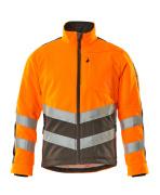 15503-259-1418 Fleecejacke - hi-vis Orange/Dunkelanthrazit