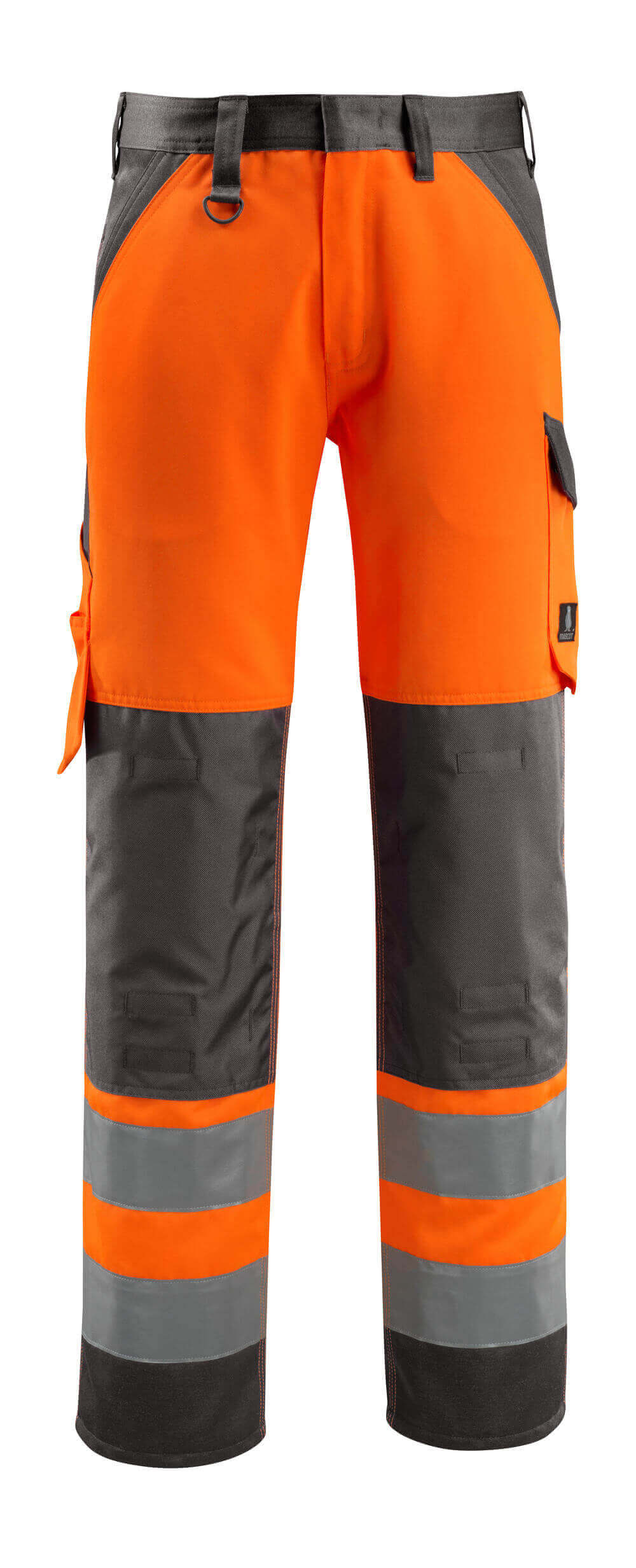 15979-948-1418 Arbeitshose - hi-vis Orange/Dunkelanthrazit