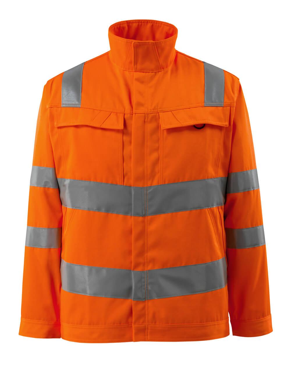 16909-860-14 Jacke - hi-vis Orange