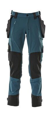 17031-311-010 Handwerkerhose - Schwarzblau