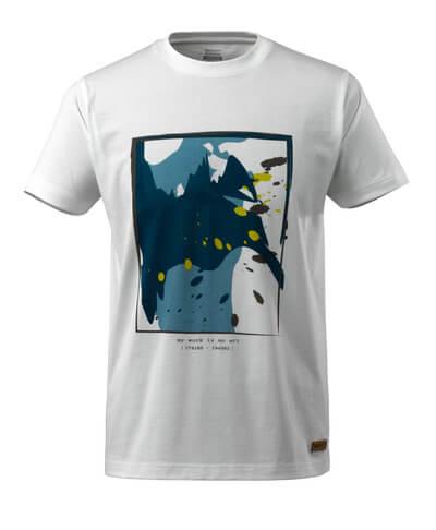 17082-250-06 T-Shirt - Weiß