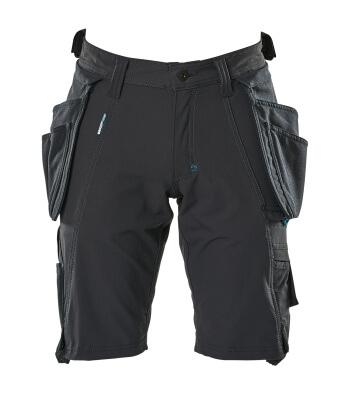 17149-311-010 Shorts - Schwarzblau