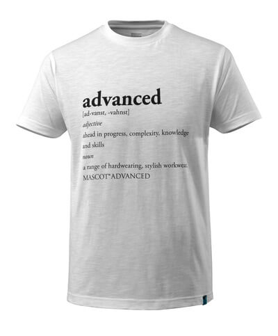 17181-983-06 T-Shirt - Weiß