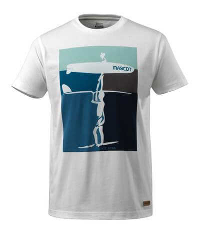 17182-250-06 T-Shirt - Weiß
