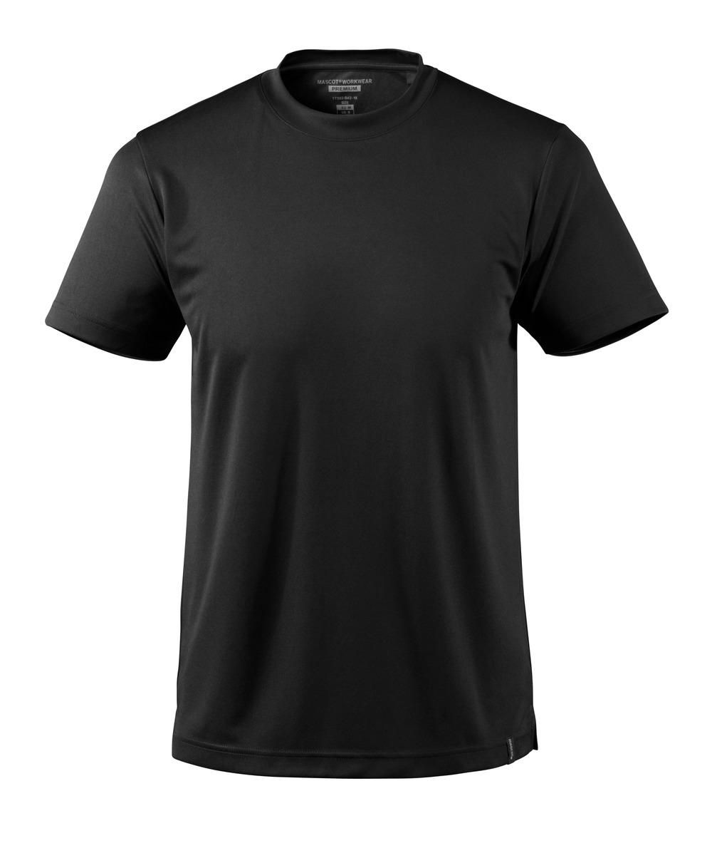 17382-942-09 T-Shirt - Schwarz