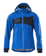 18001-249-010 Hard Shell Jacke - Schwarzblau