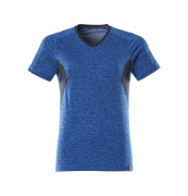 18092-801-010 T-Shirt - Schwarzblau meliert