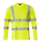 18281-995-17 Langarm T-Shirt - hi-vis Gelb