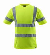 18282-995-17 T-Shirt - hi-vis Gelb