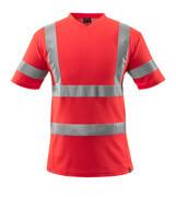 18282-995-222 T-Shirt - hi-vis Rot