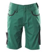 18349-230-0309 Shorts - Grün/Schwarz