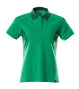 18393-961-01091 Polo-Shirt - Schwarzblau/Azurblau