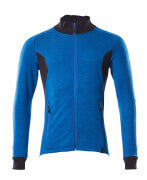18484-962-91010 Sweatshirt - Azurblau/Schwarzblau