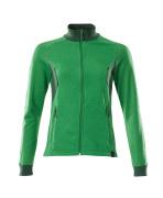 18494-962-33303 Sweatshirt - Grasgrün/Grün