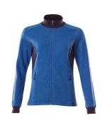 18494-962-91010 Sweatshirt - Azurblau/Schwarzblau