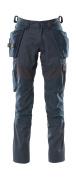 18531-442-010 Handwerkerhose - Schwarzblau