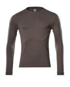 18581-965-18 Langarm T-Shirt - Dunkelanthrazit