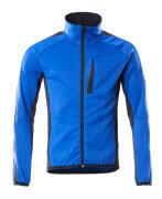 18603-316-010 Fleecepullover - Schwarzblau