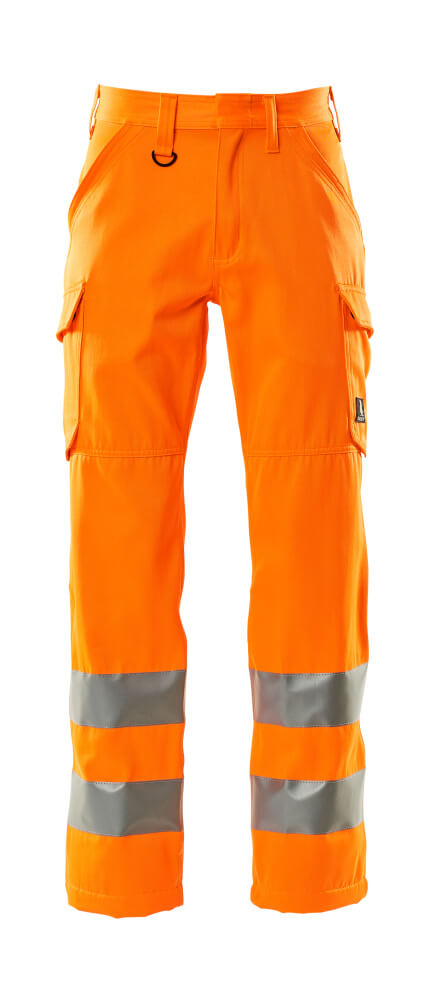 18879-860-14 Servicehose - hi-vis Orange