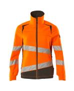 19008-511-1418 Jacke - hi-vis Orange/Dunkelanthrazit