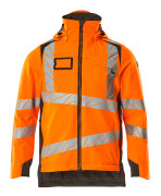 19035-449-1418 Winterjacke - hi-vis Orange/Dunkelanthrazit
