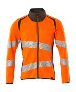 19184-781-1418 Sweatshirt - hi-vis Orange/Dunkelanthrazit