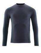 20181-959-010 Langarm T-Shirt - Schwarzblau