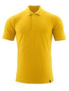 20183-961-70 Polo-Shirt - Currygelb