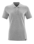 20193-961-08 Polo-Shirt - Grau-meliert