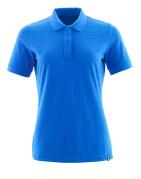 20193-961-91 Polo-Shirt - Azurblau