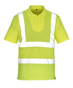 50105-853-17 Polo-Shirt - hi-vis Gelb