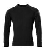 50204-830-09 Sweatshirt - Schwarz