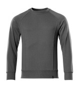 50204-830-18 Sweatshirt - Dunkelanthrazit
