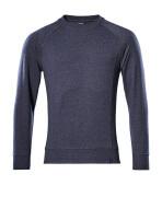 50204-830-66 Sweatshirt - Gewaschener dunkler Denim