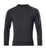 50204-830-73 Sweatshirt - Schwarzer Denim